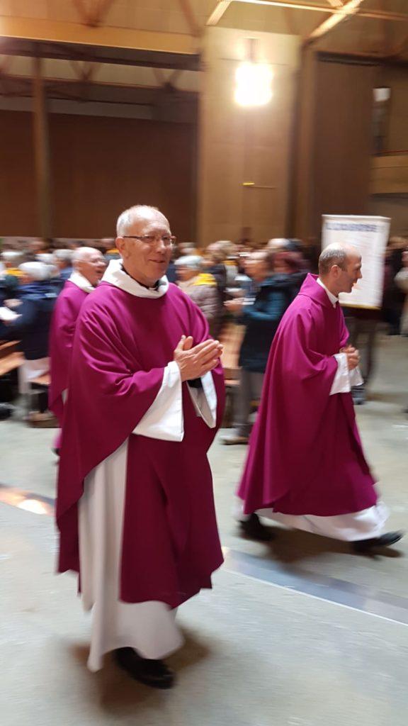 Pèlerinage à Lourdes 2019
